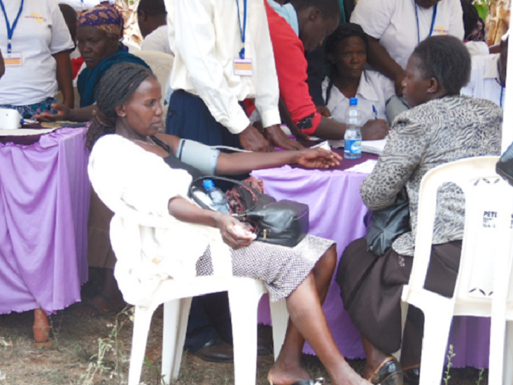 Free medical camp in kenya