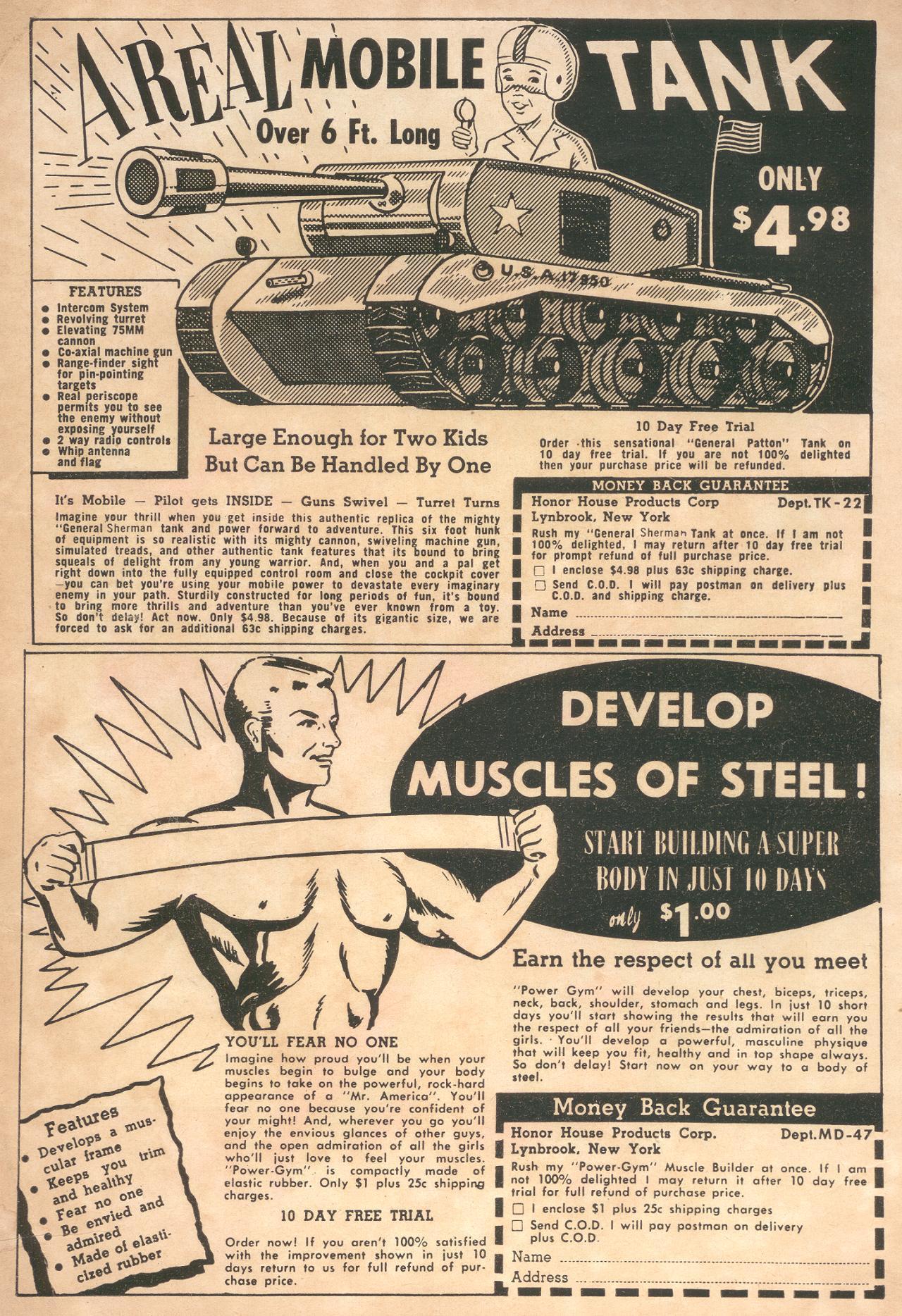 Read online Detective Comics (1937) comic -  Issue #261 - 2