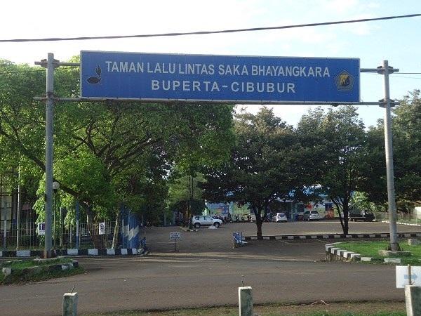 Taman Lalu Lintas Saka Bhayangkara