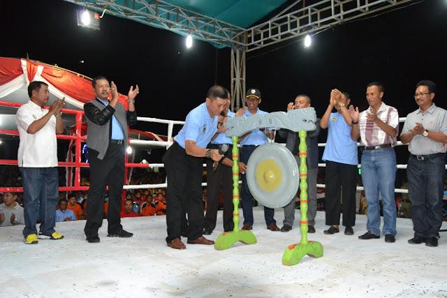 Kota Bima Tuan Rumah Kejuaraan Tinju Nasional