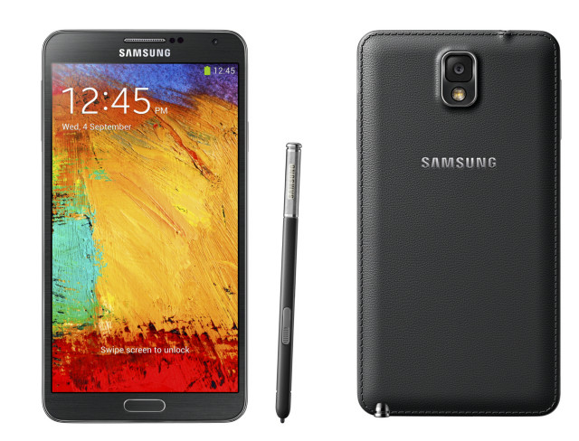 Harga Smartphone Samsung Galaxy Note 3 N9000 Android Jelly Bean
