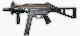 senjata UMP9 vs SCAR-L