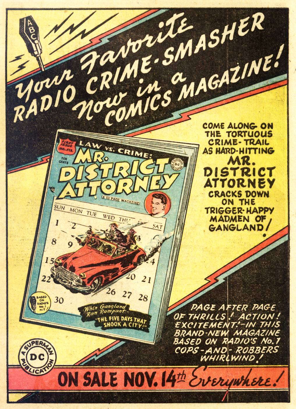 Read online Detective Comics (1937) comic -  Issue #131 - 49