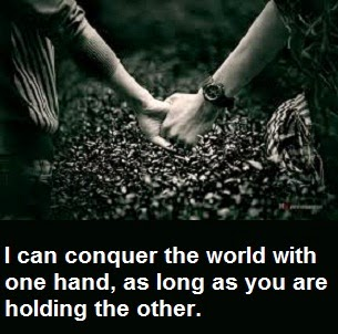 I Can Conquer The World With One Hand Quotes And Sayings