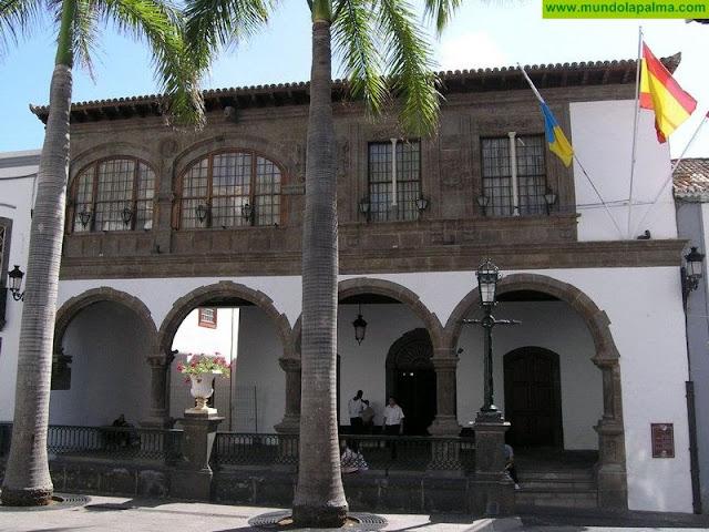 Los partidos del grupo de Gobierno de Santa Cruz de La Palma ratifican su pacto hasta el final del mandato