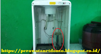 Tabung pemenas dan Heater