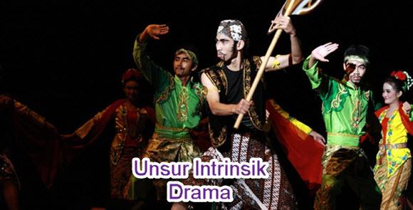 Unsur Intrinsik Drama