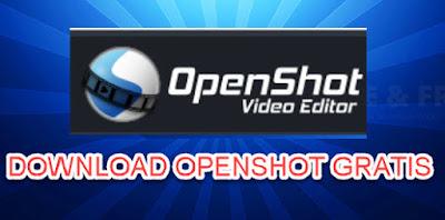 Download openshot video editor