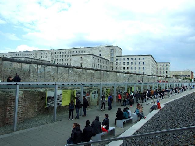 Ruševine Berlinskog zida