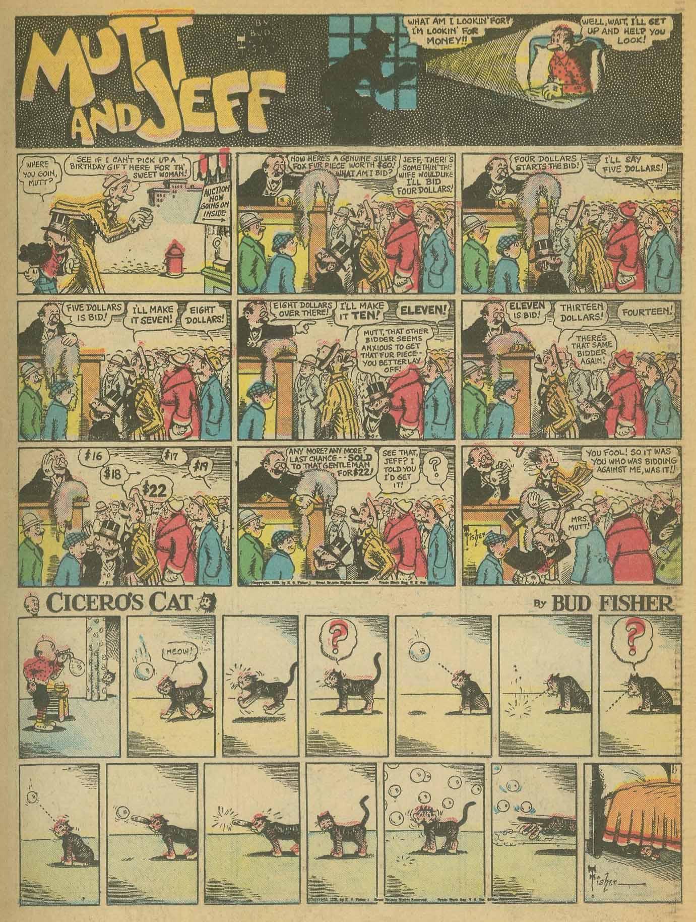 Read online All-American Comics (1939) comic -  Issue #8 - 9