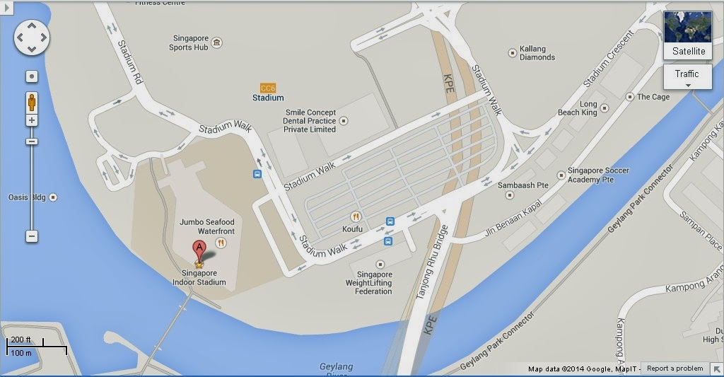 Hotels Near Singapore Indoor Stadium - Travelocity