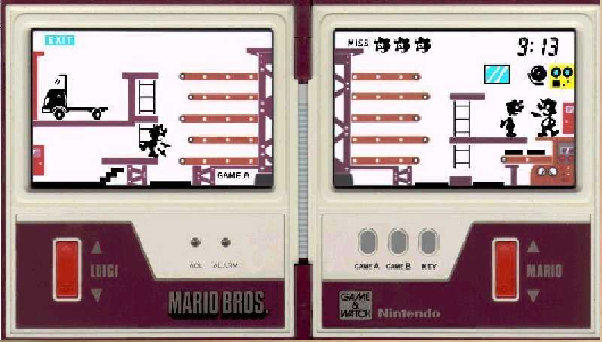 Game & Watch da Nintendo