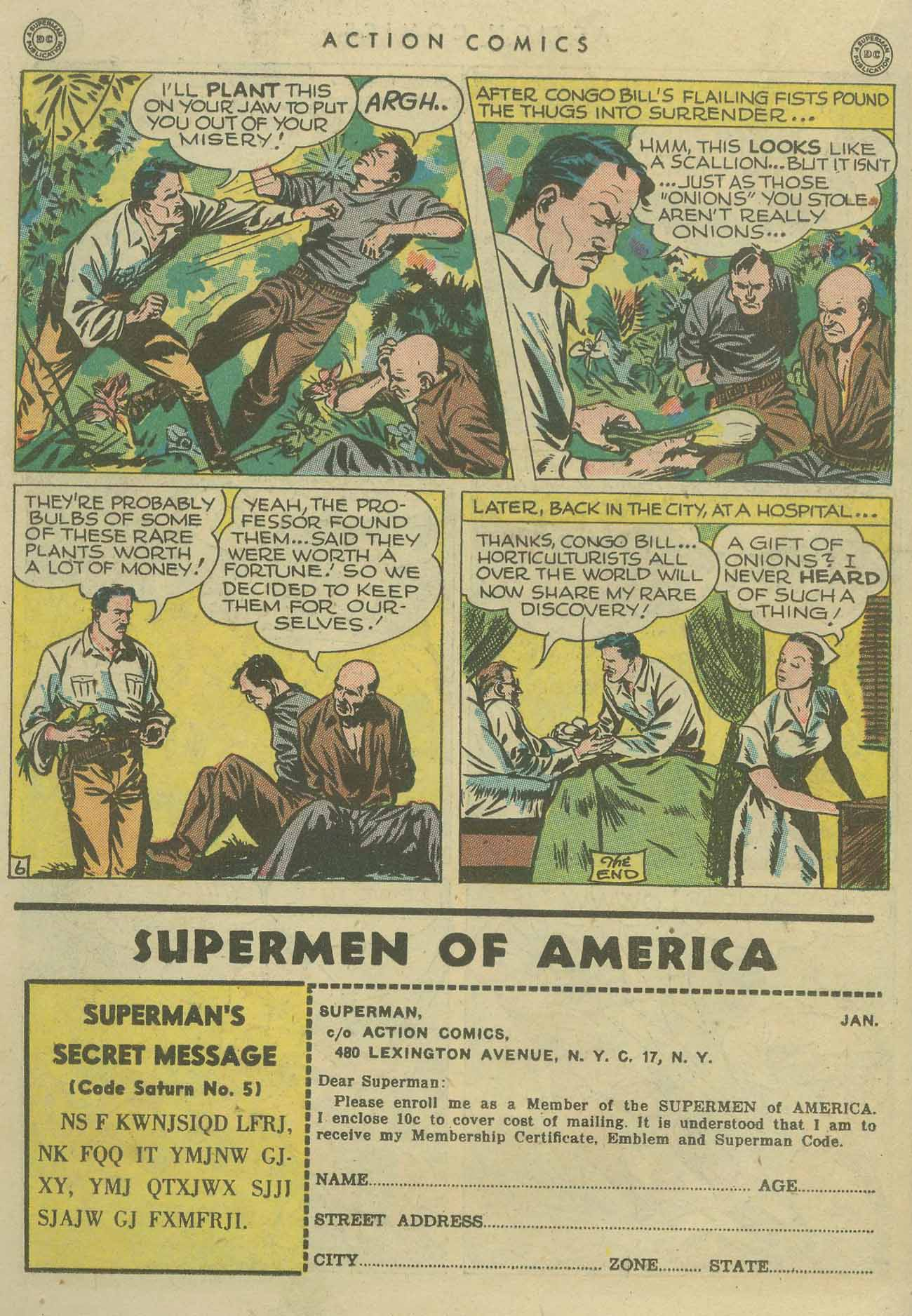 Read online Action Comics (1938) comic -  Issue #104 - 26