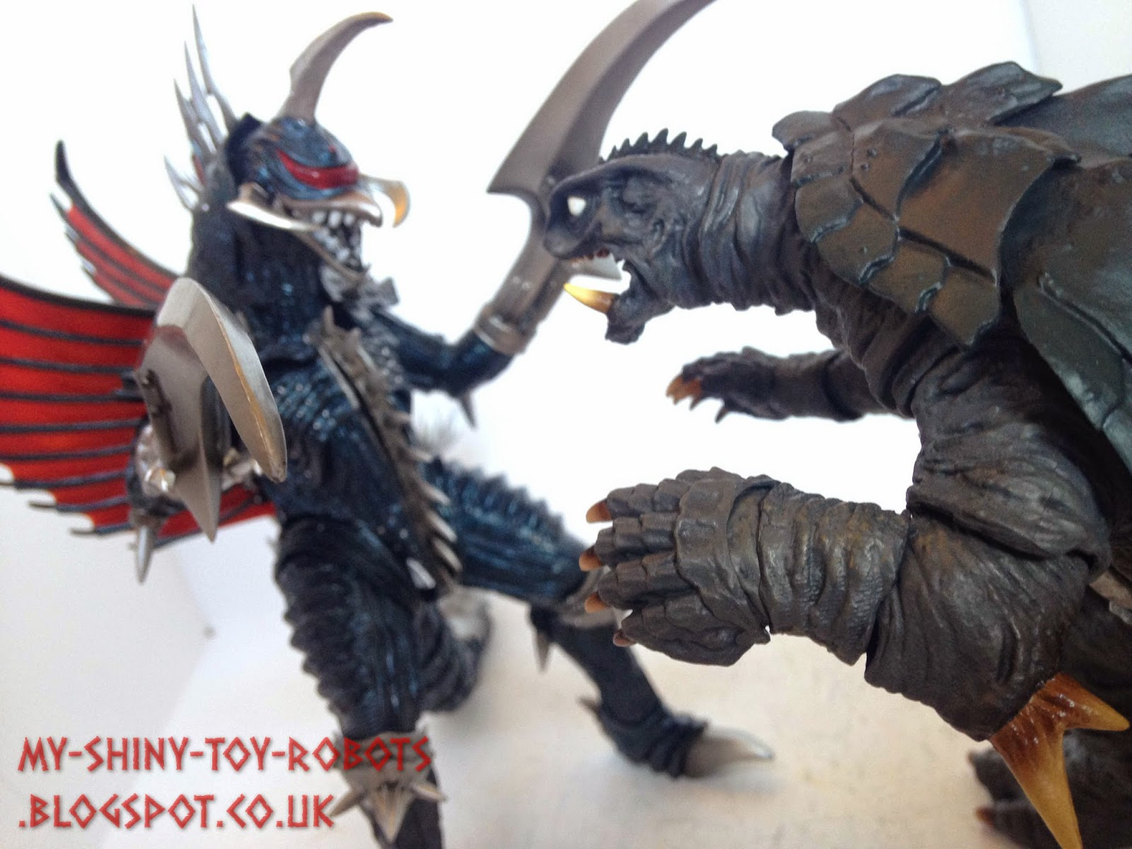 Gamera vs Gigan