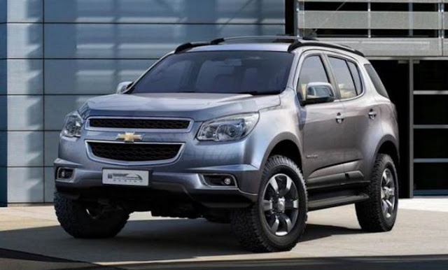 2018 Chevrolet Trailblazer Specs, Release Date, Priview, Spesifications