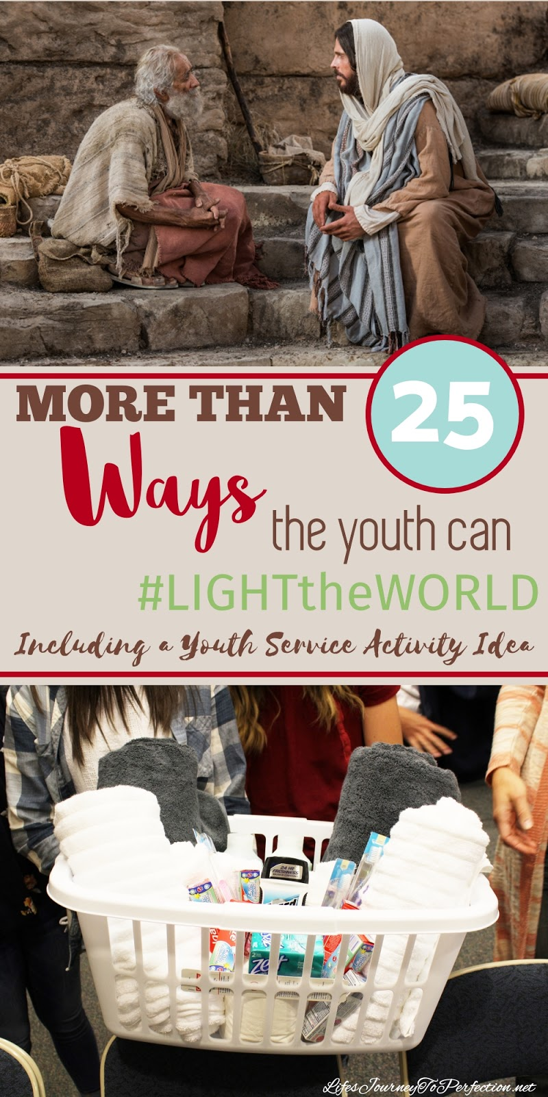 youth group service ideas