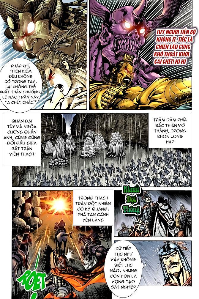 Đại Đường Uy Long chapter 63 trang 20