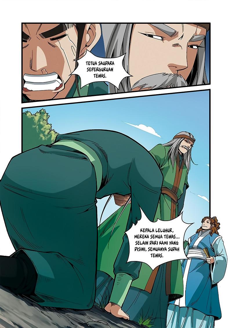 Baca Komik Xian Ni Chapter 52 KomikStation