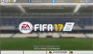 FTS Mod FIFA 17 Sudamericano by Jaksoncraft Apk + Data