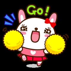 Sticker Lucu Dengan Kata Kata Go Go Go