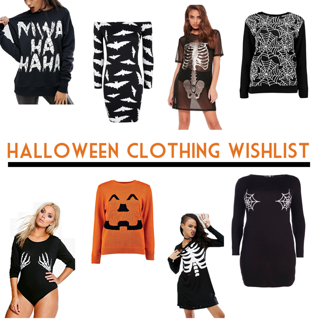 Halloween 2016 clothes dress jumper