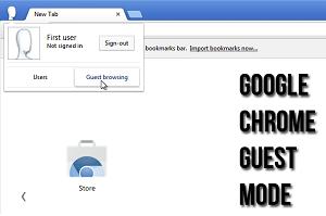 Cara Aktifkan Mode Guest Google Chrome