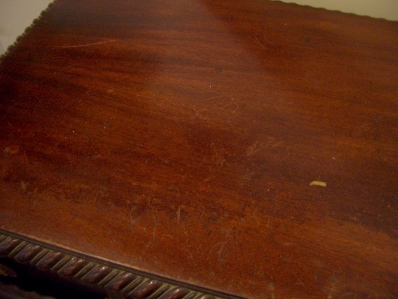 Cool Home Creations Restoring Wood Finishes My New Old Desk