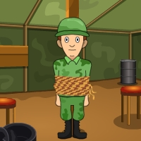 GenieFunGames Genie The Military Man Rescue