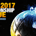 World Championships Ghent 2017 schedule