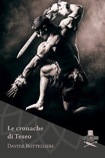 copertina Le Cronache di Teseo di Davide Bottiglieri