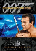 007: Operación Trueno (Thunderball) (1965)