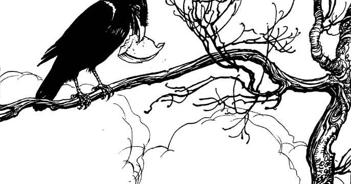 Moral Story: The Fox and The Crow - Moral Stories For Children