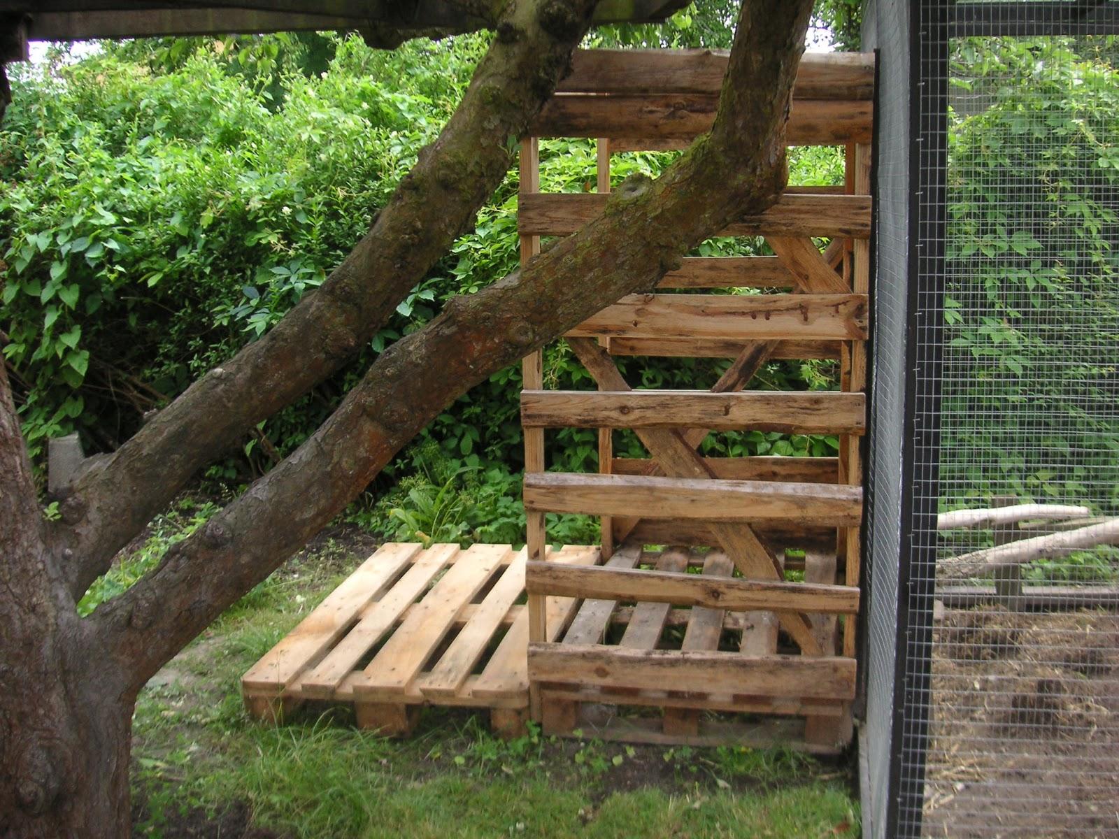 Ud i haven: Byg selv legehus (2)