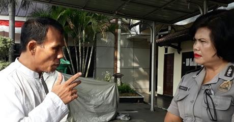 Muhammad Hidayat, Pelapor Kaesang Kembali Ditahan Polisi