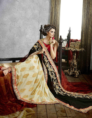 Latest Georgette Sarees