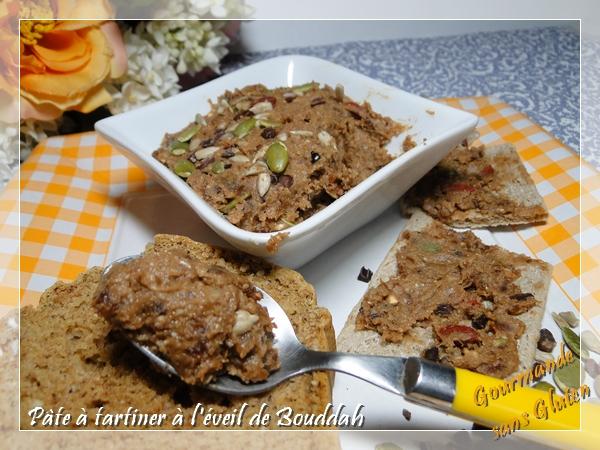 Pâte à tartiner à l'Eveil de Bouddah