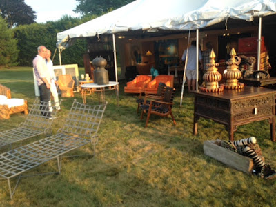 Summer In The Hamptons Is Filled With Design Inspiration, The East Hampton Antiques Show!