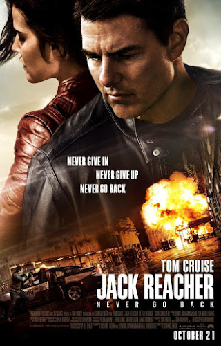 Jack Reacher: Never Go Back (BRRip 1080p Dual Latino / Ingles) (2016)