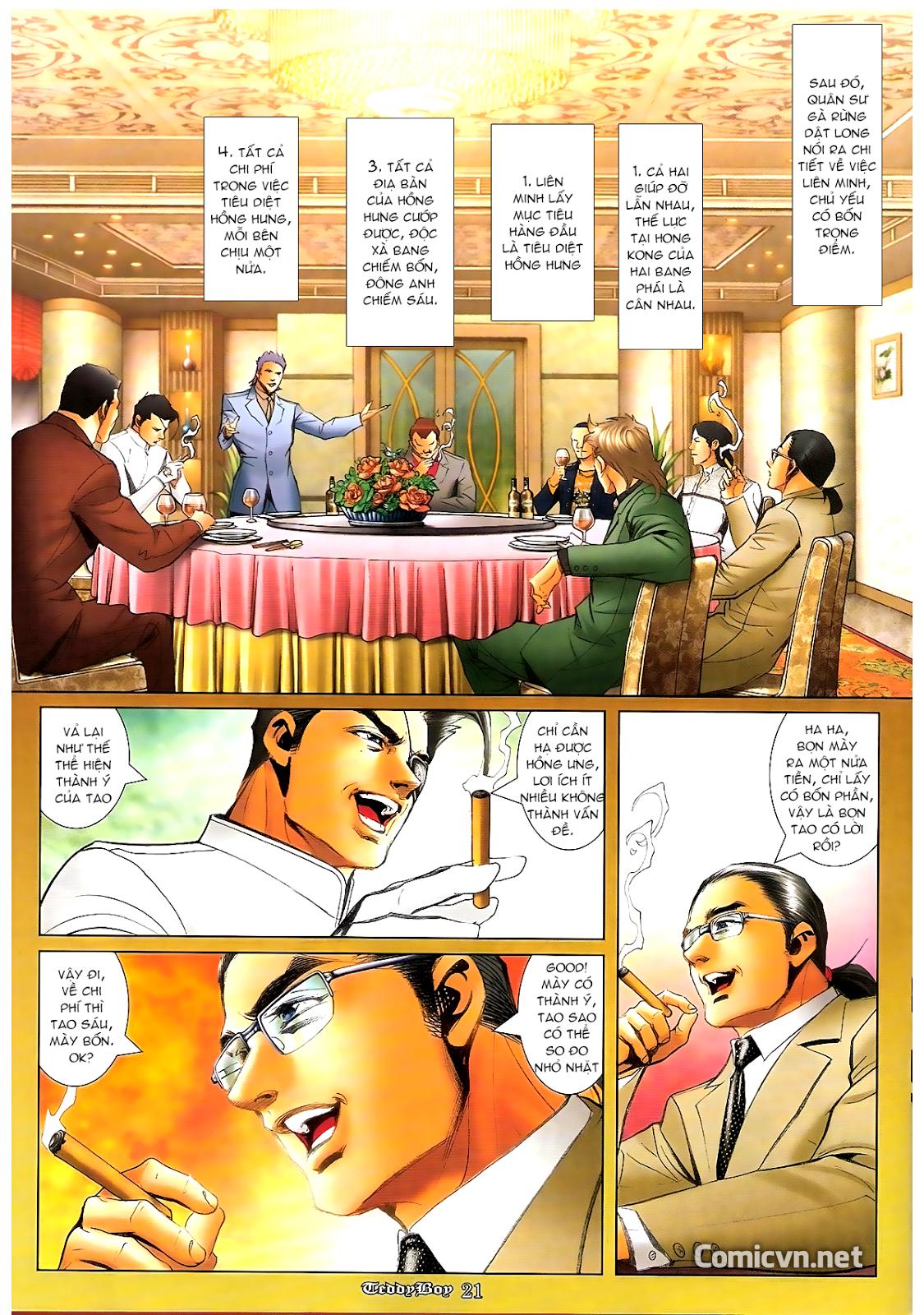 Người Trong Giang Hồ - Chapter 1214: Đại Liên Minh - Pic 16