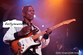 South African Jazz Musician Ray Phiri Dies at 70