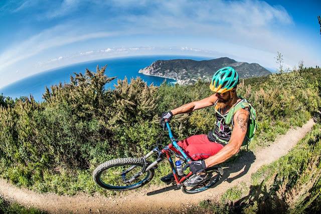 Biken in Vernazza die besten Touren mit GPS Track gratis