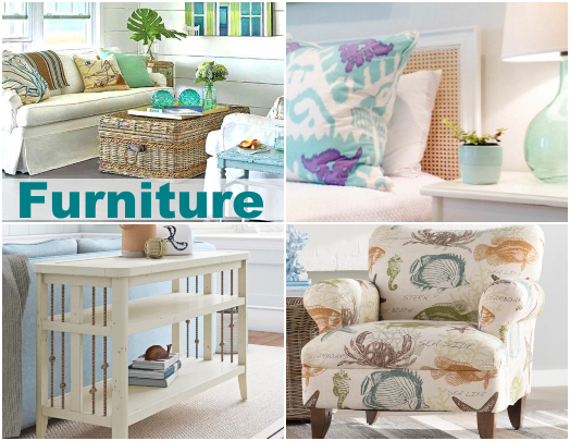 Furniture For Coastal Style Living Sofas Chairs Tables Beds