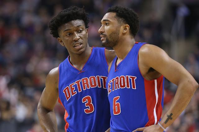 Stanley Johnson et Darrun Hilliard | PistonsFR, actualité des Pistons en France
