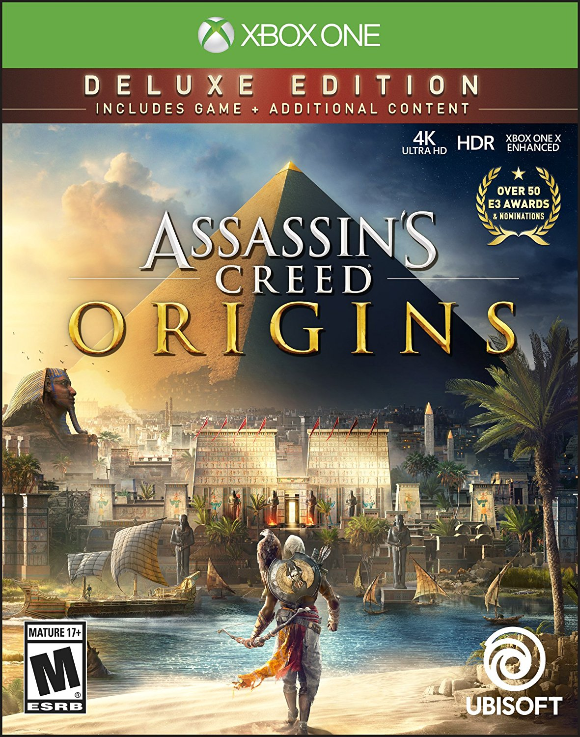new games assassins creed origins pc ps4 xbox one