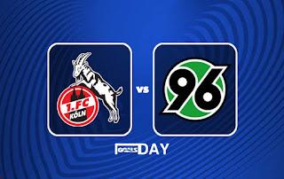 FC Koln vs Hannover – Highlights