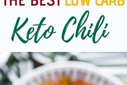 Easy Low Carb Keto Chili