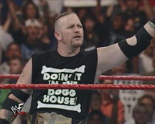 WWE / WWF - Unforgiven 1999 - WWF Tag Tam Champion The Road Dogg