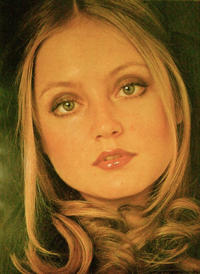 Model Ingrid Boulting 1970s