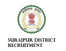 Surajpur District Recruitment 2017