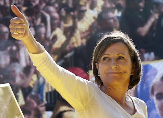 carme forcadell, independencia, catalunya
